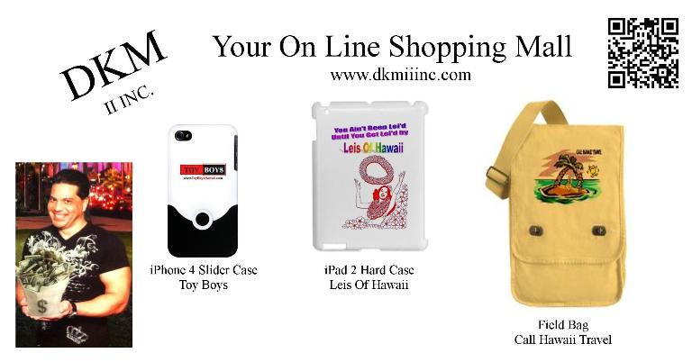 DKM II INC. ~ Your On Line Shopping Mall