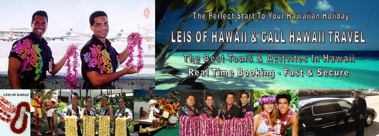 fadc71a48967 Leis of Hawaii - 1-808-732-7385 - airport lei greeters greeting ...