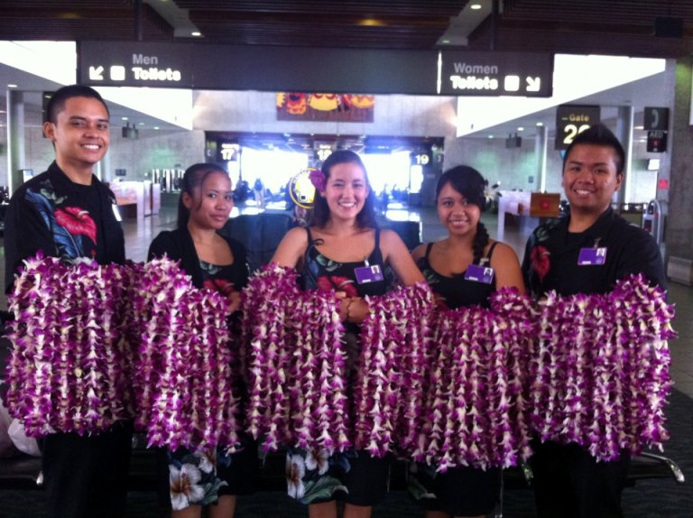 Airport Lei Greeters Of Hawaii