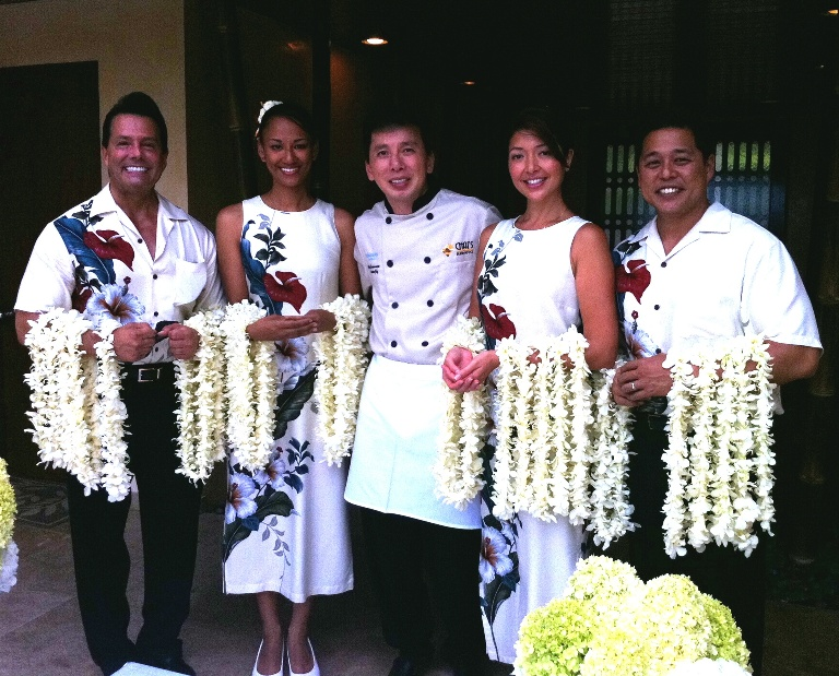 Oasis World Estate w/ Award-Winning Chef Chai Chaowasaree of Chai's Island Bistro - August 3, 2011