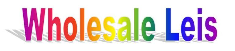 Leis Of Hawaii Wholesale Leis