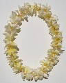 Standard ~ Single Plumeria Lei